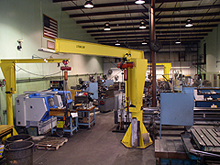 Precision Machining-AMC-DM-Modern Clean Updated Facilities