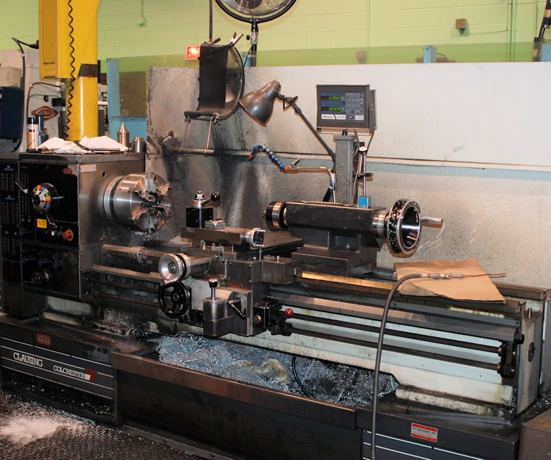 clausing-colchester-lathe